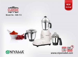 Niyama Mixer Grinder Classic